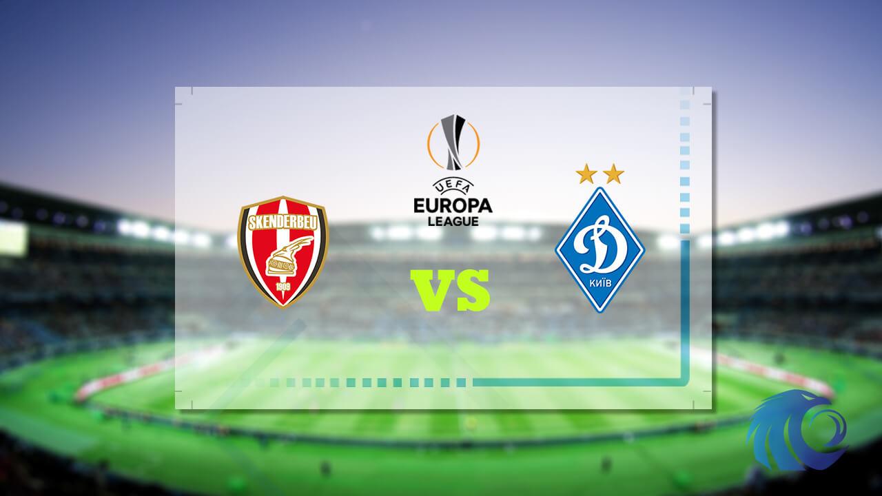 Динамо Киев — Шкендербеу: прогноз на матч 14.09.2017