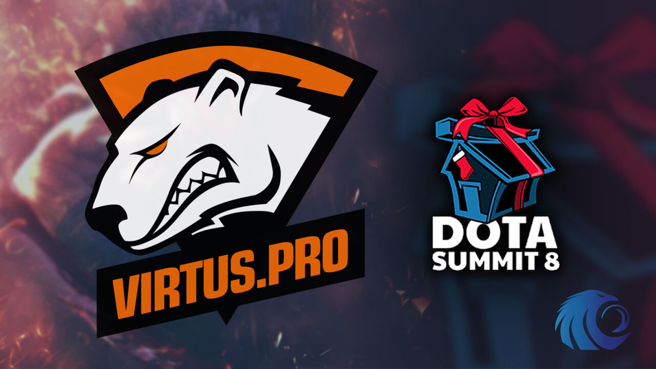 Победителем The Summit 8 стала команда из СНГ – VirtusPro